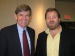 Tom Hale and Jonathan Eburne