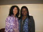 Gabeba and Patricia