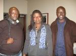 Binyavanga, Patricia and Helon