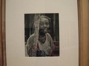 Haitian Woman, Croix des Missions, Haiti, 1958