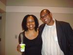 Saidiya Hartman and Herman Bennett