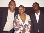 Herman Bennett, Stephanie Smallwood and Michael Ralph