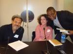 Vincent Brown, Julie Livingston and Herman Bennett
